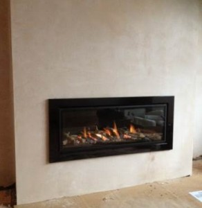 Recent installation of the Paragon Infinity 890 hole in the wall