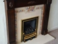1 Original Traditional fireplace