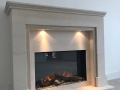 Bespoke large Fireplace