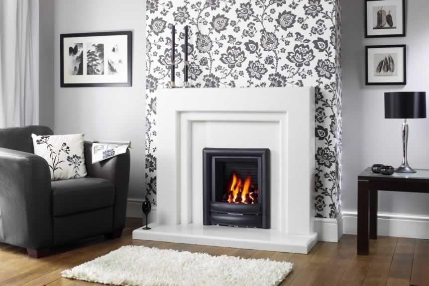 Caprice Fireplace