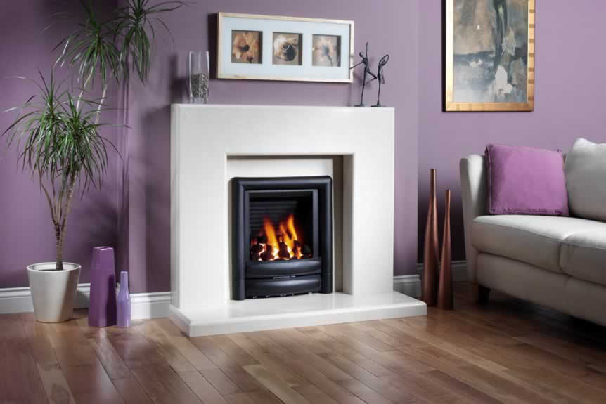 Carlino Fireplace