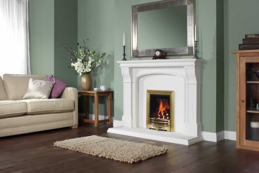 Claridge Fireplace