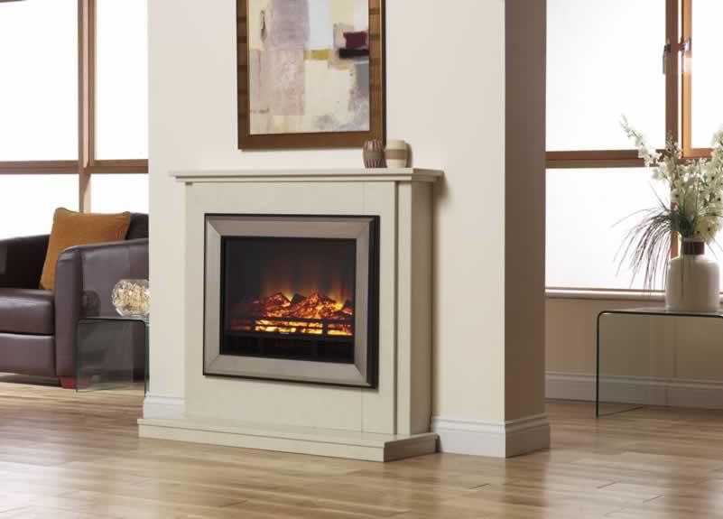 Emilio Fireplace