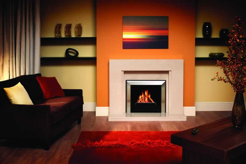 Ferrara Fireplace