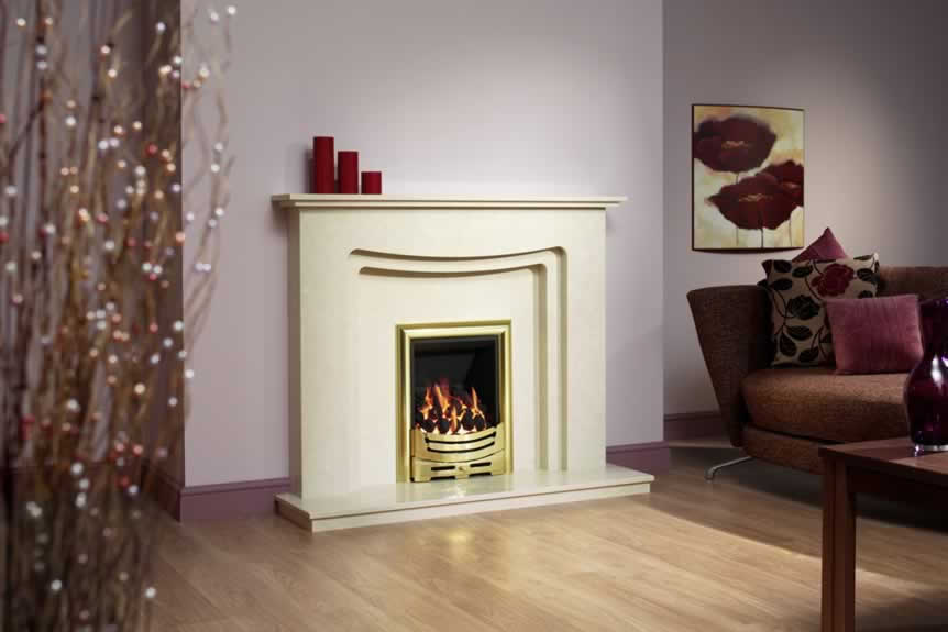 Marino Fireplace