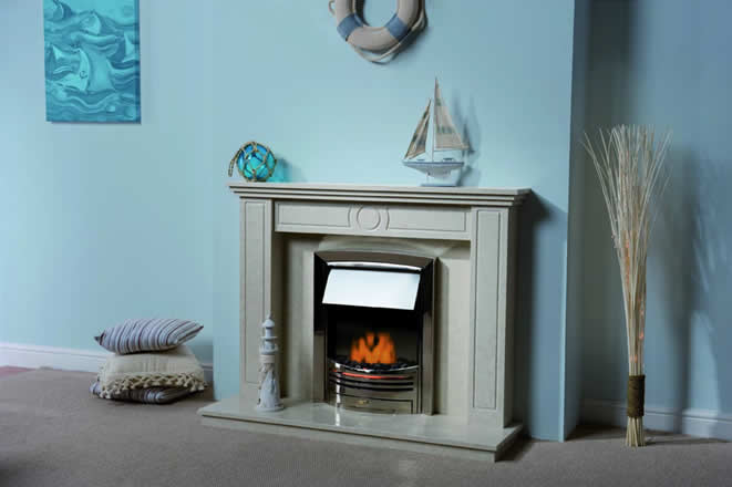 Paladio Fireplace