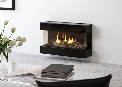 Infinity 660pc Gas Fire Stoke Gas Amp Electric Fireplace
