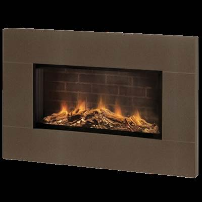 Brilliant Newdawn 900 Stoke Gas Amp Electric Fireplace