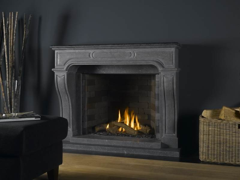 Fireplace Design starting a fire in a fireplace : Bell Fires | Stoke Gas & Electric Fireplace Centre