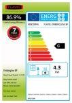 Energy label Emberglow BF