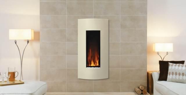 Gazco – Studio 22 Electric Verve - Gazco €� Studio 22 Electric Verve Stoke Gas & Electric Fireplace