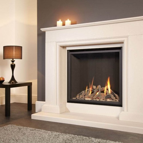 Non Ethanol Gas >> Flavel – Sophia Gas Fireplace Suite | Stoke Gas & Electric ...