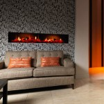 Dimplex Opti-V PGF 20 electric fire