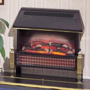 Dimplex Lyndhurst electric bar fire