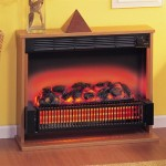 Dimpex Theme electric bar fire