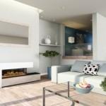 Evonic Evo flame Tribeca suite