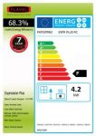 Energy label Expression plus