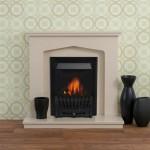 Petite Fireplace