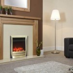 Celsi Electriflame Lamela brass grey