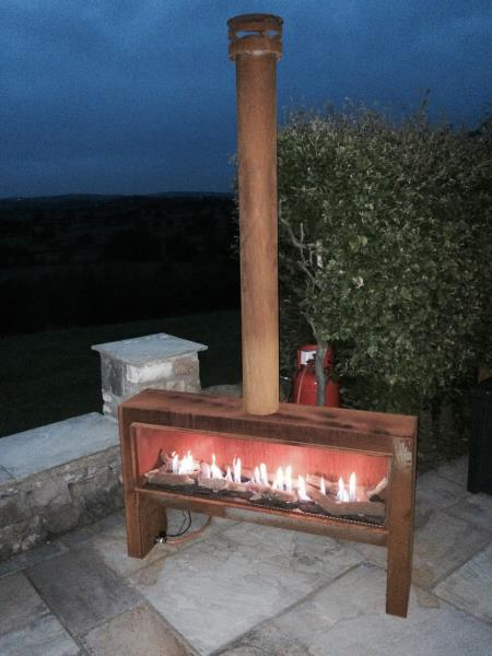Faber – The Mood | Stoke Gas & Electric Fireplace Centre