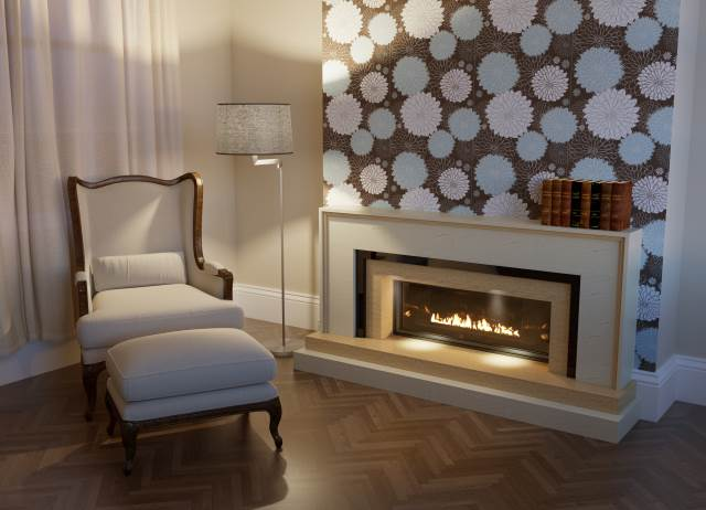 New for 2015 – Designer Fireplace Range – Made to Measure