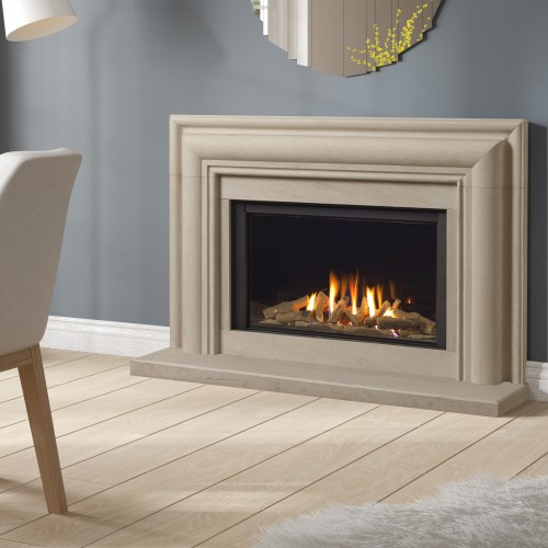 Infinity 780BF Rembrandt Suite with Black Glass Liners