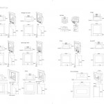 Legend technical drawings