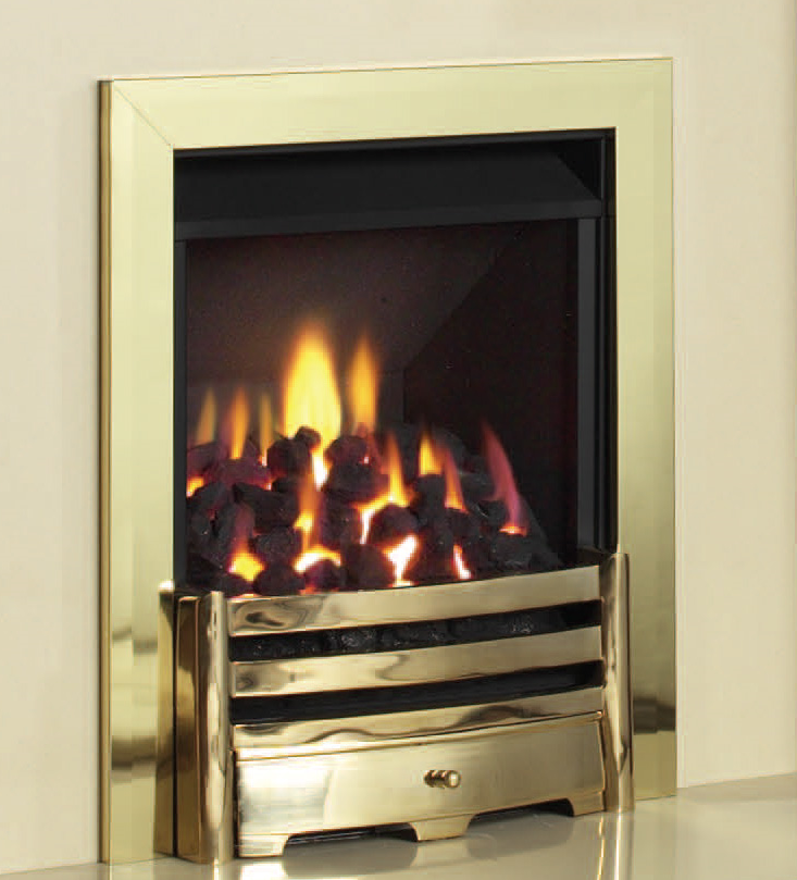 Legend Vantage 16 Stoke Gas Amp Electric Fireplace Centre