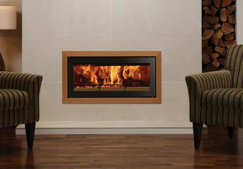 Stovax Studio Bauhaus Inset Wood Burning Fires