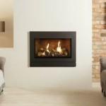 Gazco Riva2 670 Designio2 Steel Gas Fires