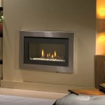 Quartet CF Brushed SS Outer Black Inner with Pebble Fuel Bed