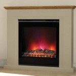 Arletta electric fireplace