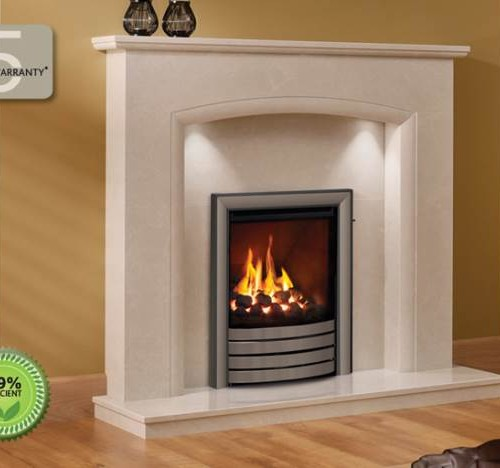 Elgin and Hall Utopia Gas Fire