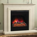 Elgin and Hall Susannah electric fireplace