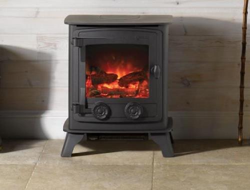 exmoor electric stove