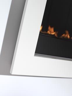 Eko 5050 Stoke Gas Amp Electric Fireplace Centre