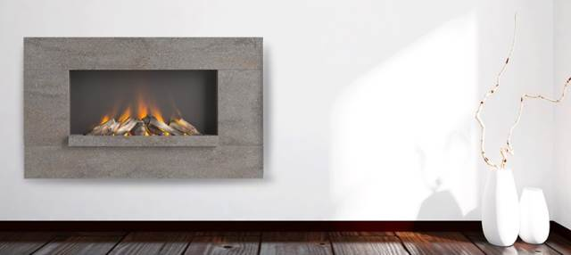 Brilliant Lifestyle 900 Electric Fire Stoke Gas