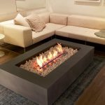 Wharf outdoor fireplace indoor