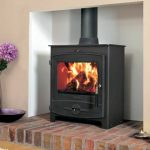 Flavel No2 CV07 Multifuel stove