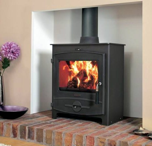 Flavel No2 CV07 Multifuel stove