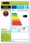 Energy label Rochester 5