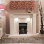 Newman Camacha fireplace
