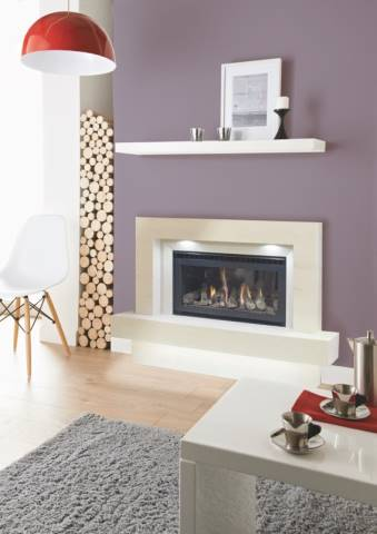 Newman Capella Fireplace