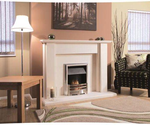 Newman Mimosa Fireplace
