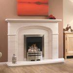 Newman Napoli fireplace