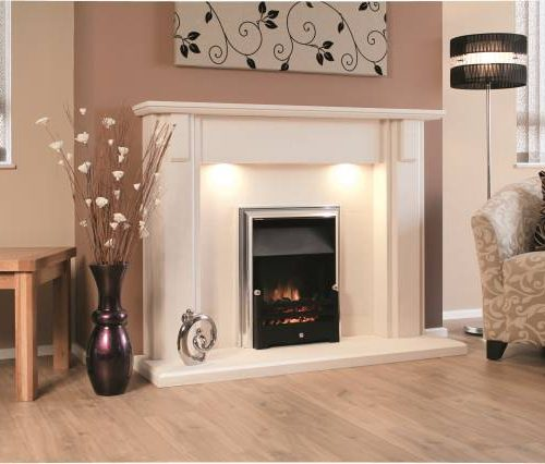 Newman - Ourem fireplace