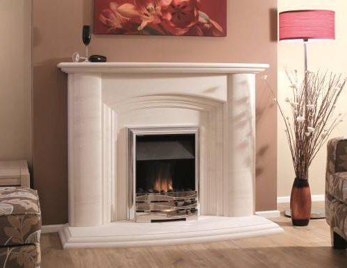 Newman Santana Fireplace