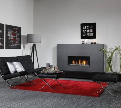 Relaxed Premium M Gas Fire