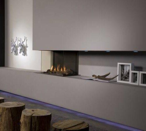 Faber Triple premium M gas fire