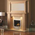Coatbridge fireplace & Cleveland Mirror
